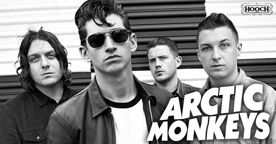 It's Time For Indie Rock! - Arctic Monkeys Tribute