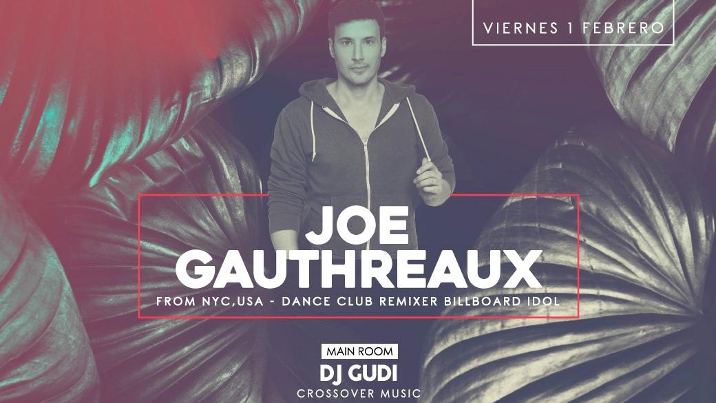 Joe Gauthreaux
