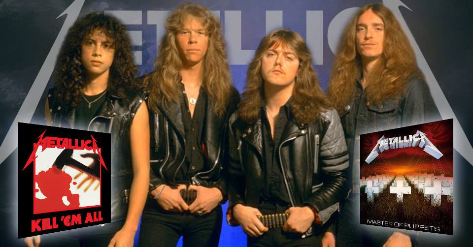 Kill The Master! - Metallica tribute