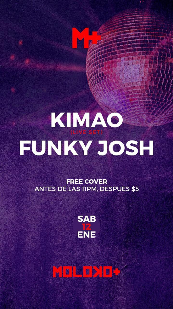 Kimao & Funky Josh
