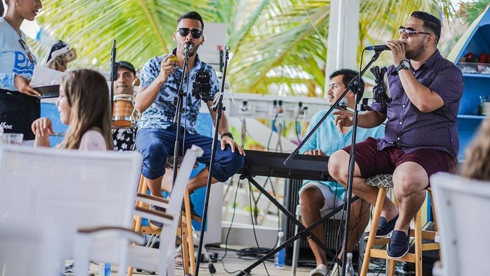 Live Music in Praia Panama