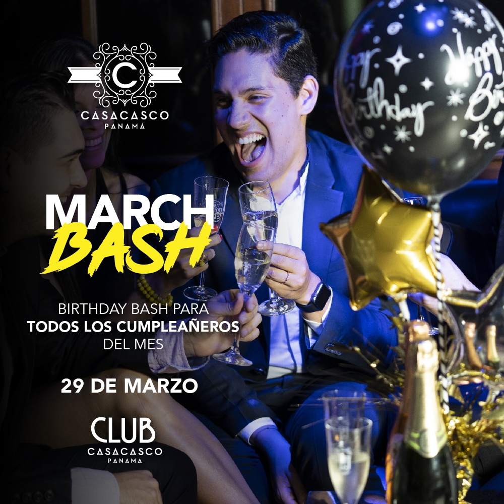 March Bash