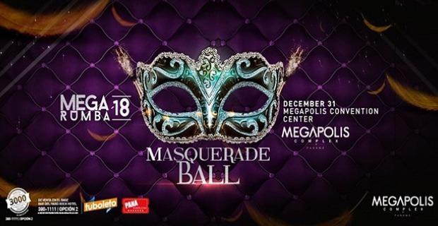 "MEGA RUMBA 2018 ""MASQUERADE BALL"