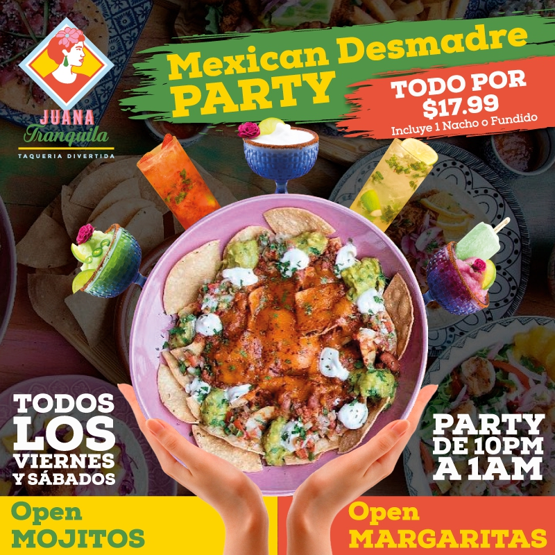 Mexican Desmadre Party