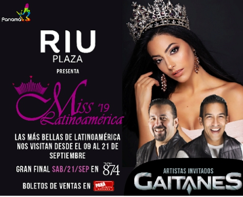 Miss Latin America 2019