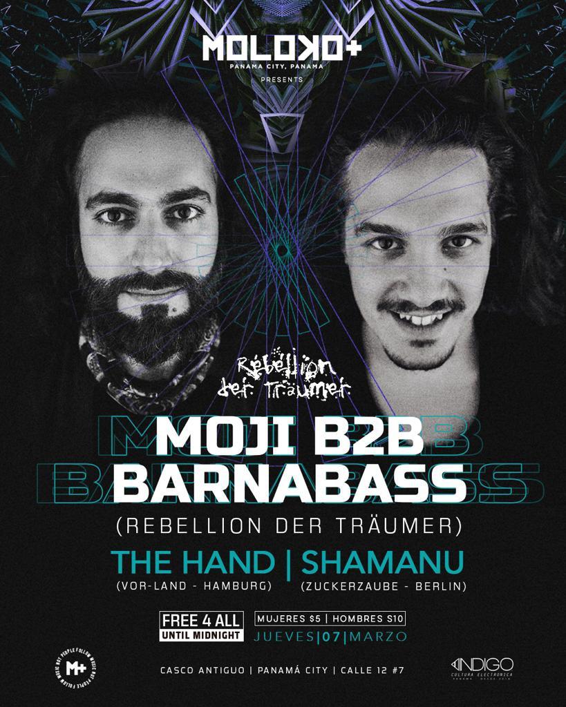 Moji B2B & Barnabass
