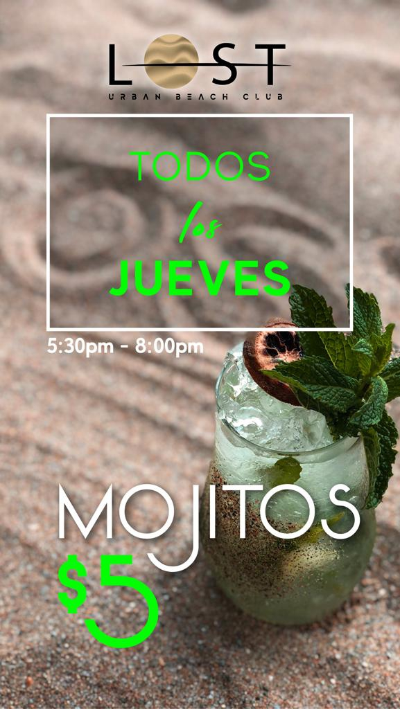 Mojitos day