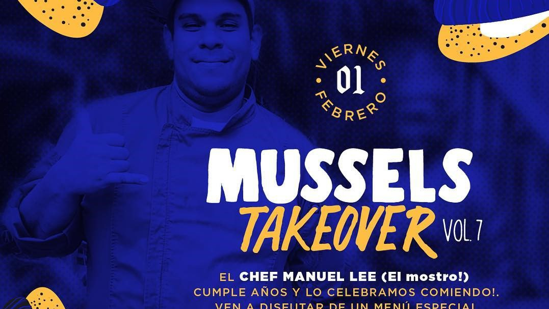 Mussels Takeover