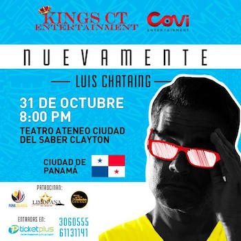 NEW - LUIS CHATAING