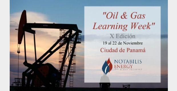 """OIL & GAS LEARNING WEEK"" X EDICIÓN"