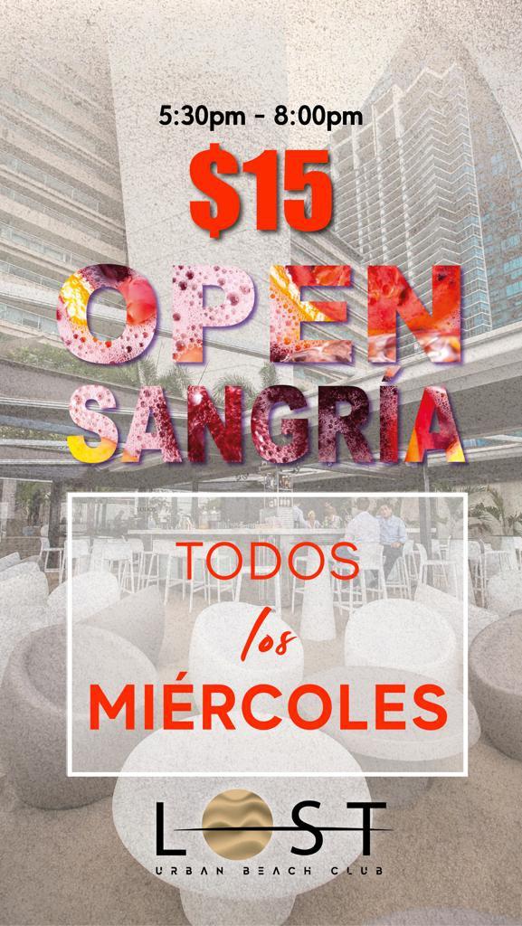 Open Sangria