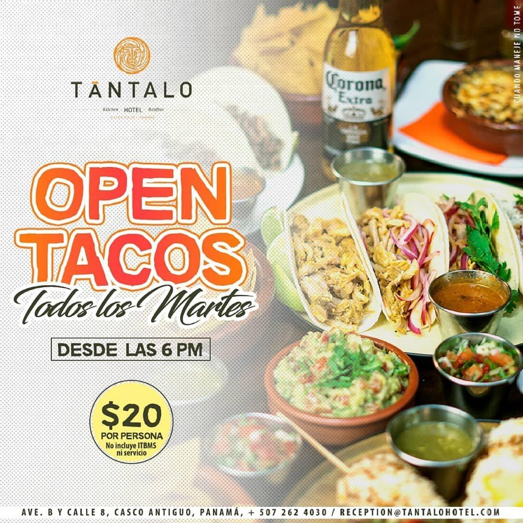 Open Tacos