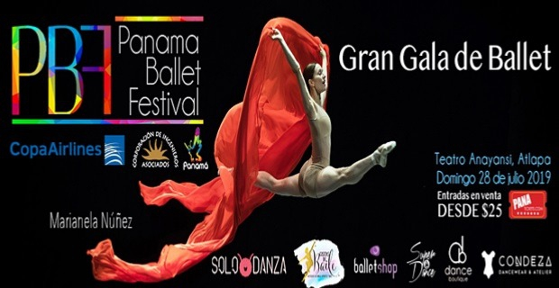 PANAMÁ BALLET FESTIVAL