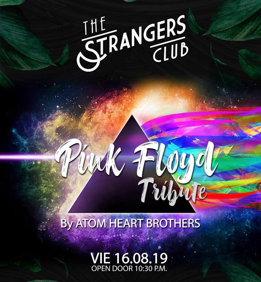 Pink Floyd Tribute at The Strangers Club