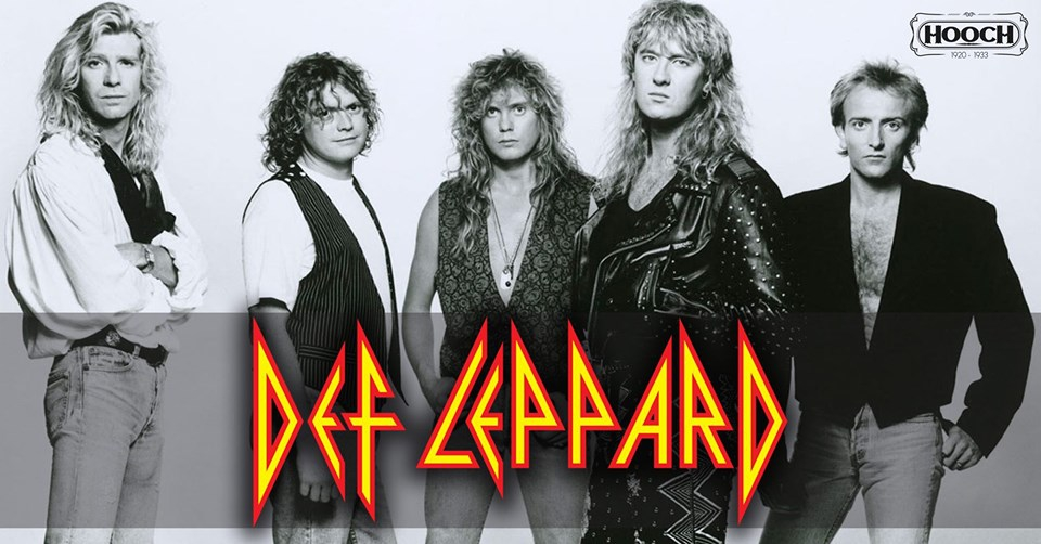 Pour Some Sugar On This! - Def Leppard Tribute