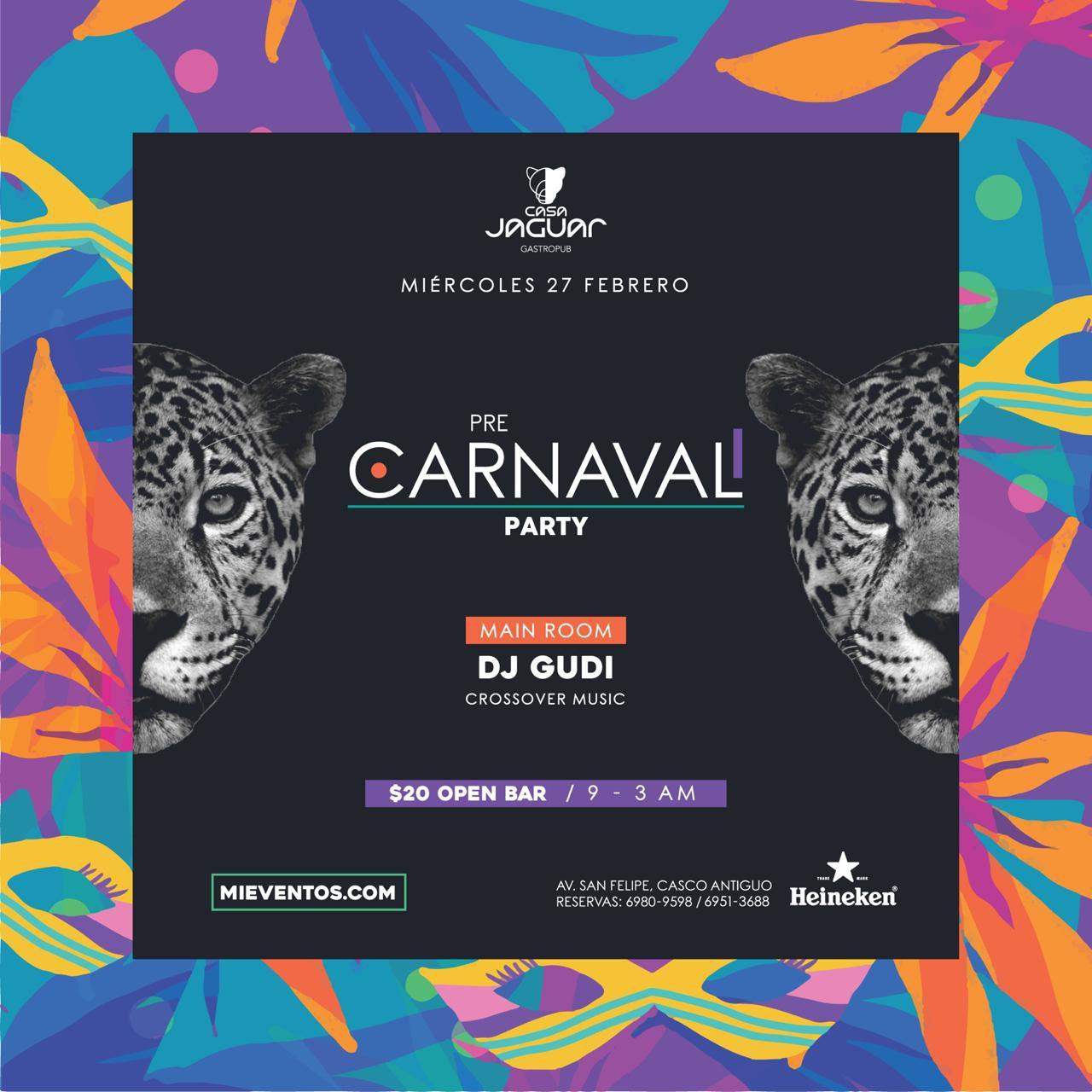 Previous Carnivals