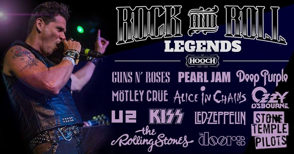 Rock & Roll Legends Tribute