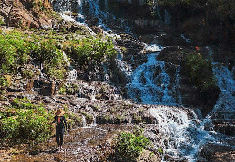 Route Chorrillito Waterfall Tour