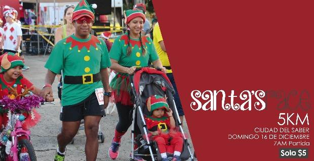 SANTA'S RACE WALK