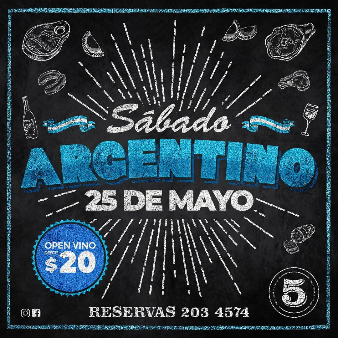 Saturday Argentino