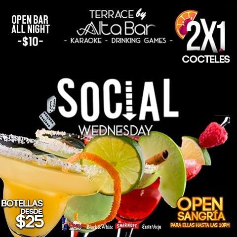 Social Wednesday
