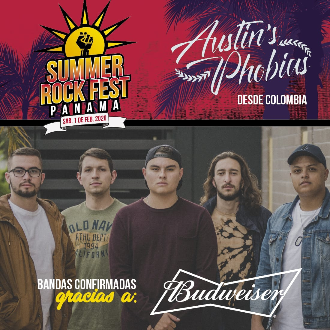 Summer Rock Fest Panama