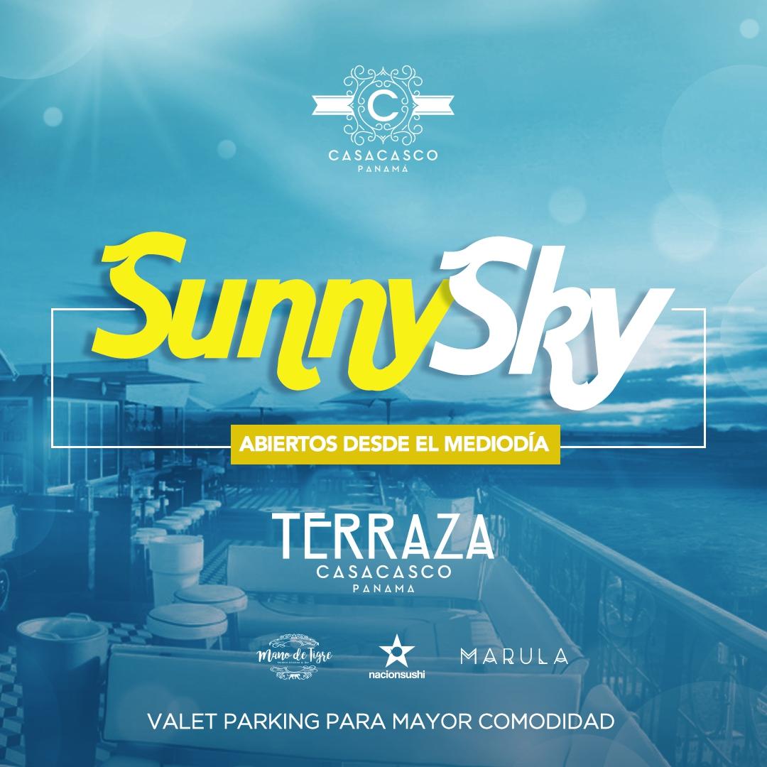 Sunny Sky My Guide Panama