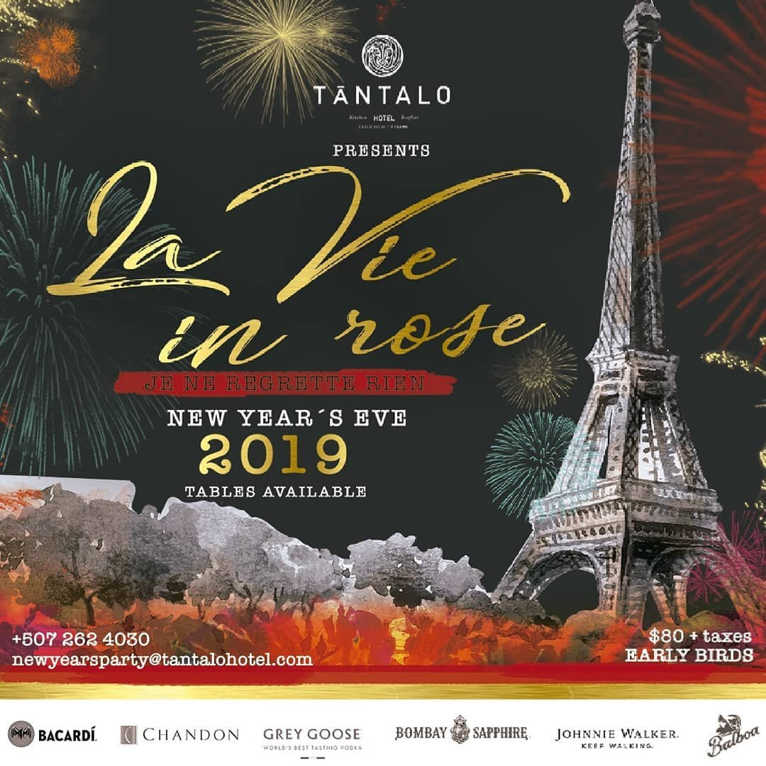 Tantalo New year´s Eve