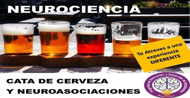 TASTING OF BEERS AND NEUROSCIENCE