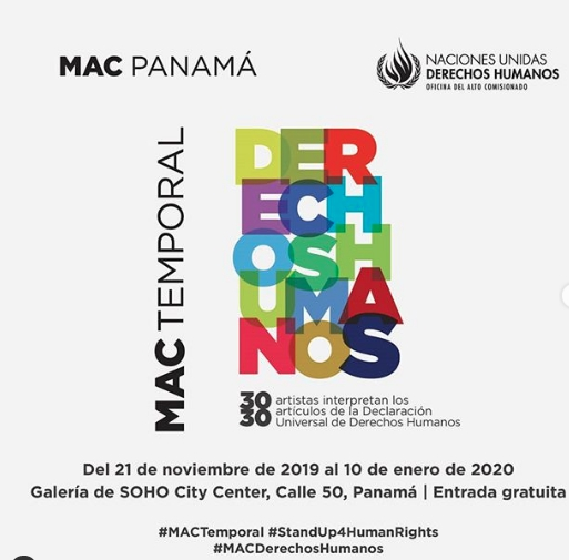 Temporary MAC on the occasion of the anniversary of the Universal Declaration of Human Rights