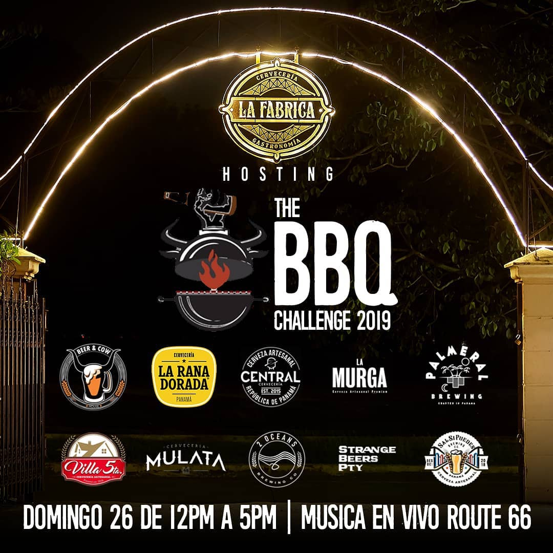 The BBQ Challenge 2019