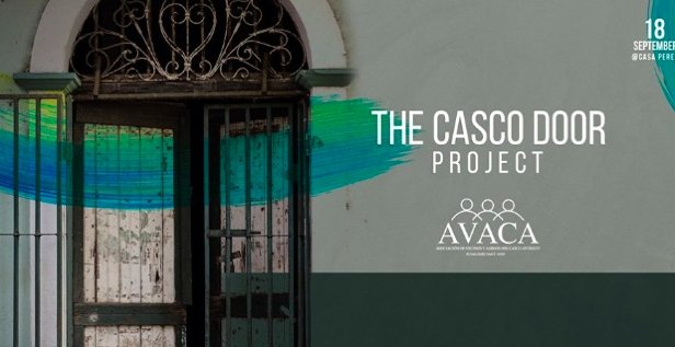 The Casco Door Project