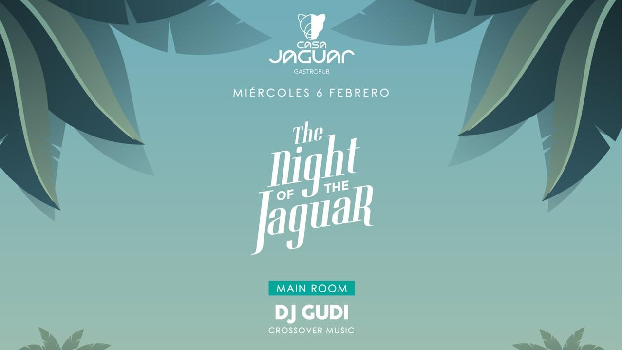 The Night Of The Jaguar