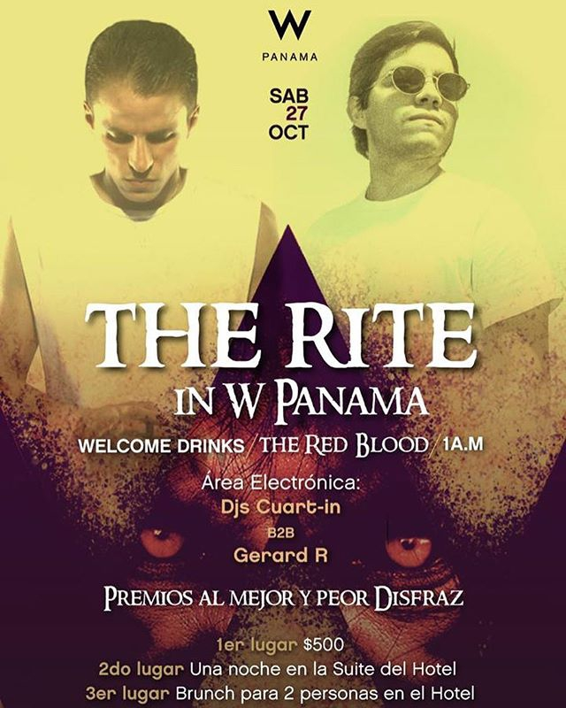 THE RITE IN W PANAMA