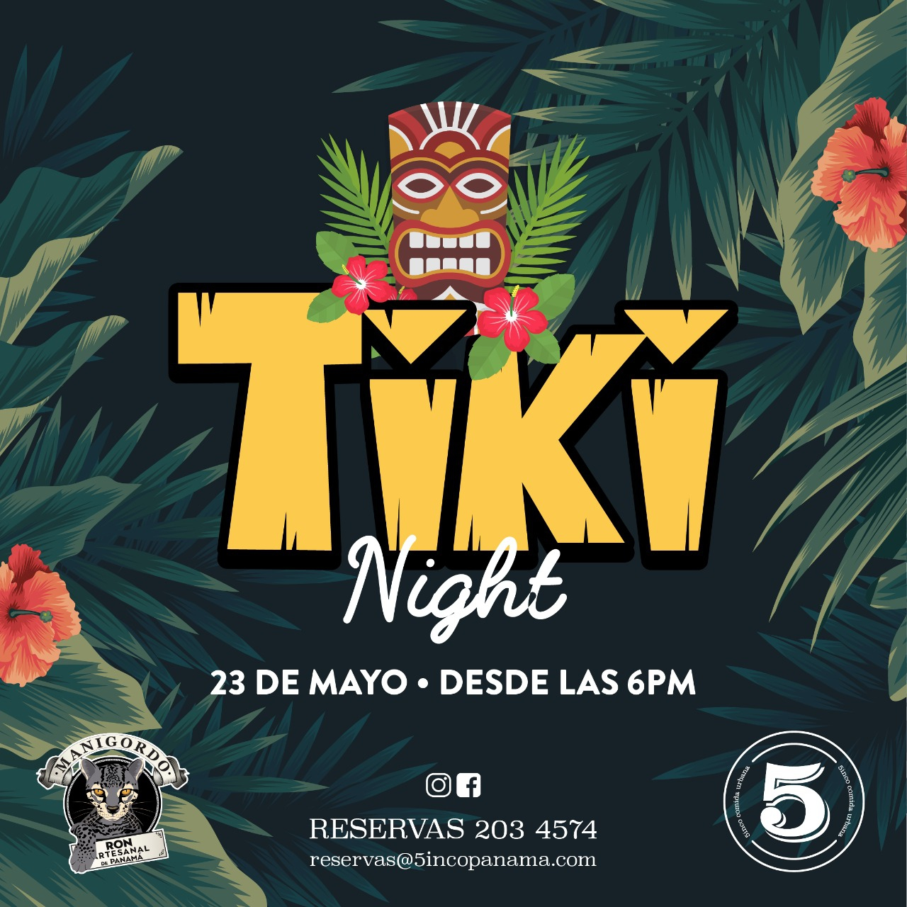 Tiki Night