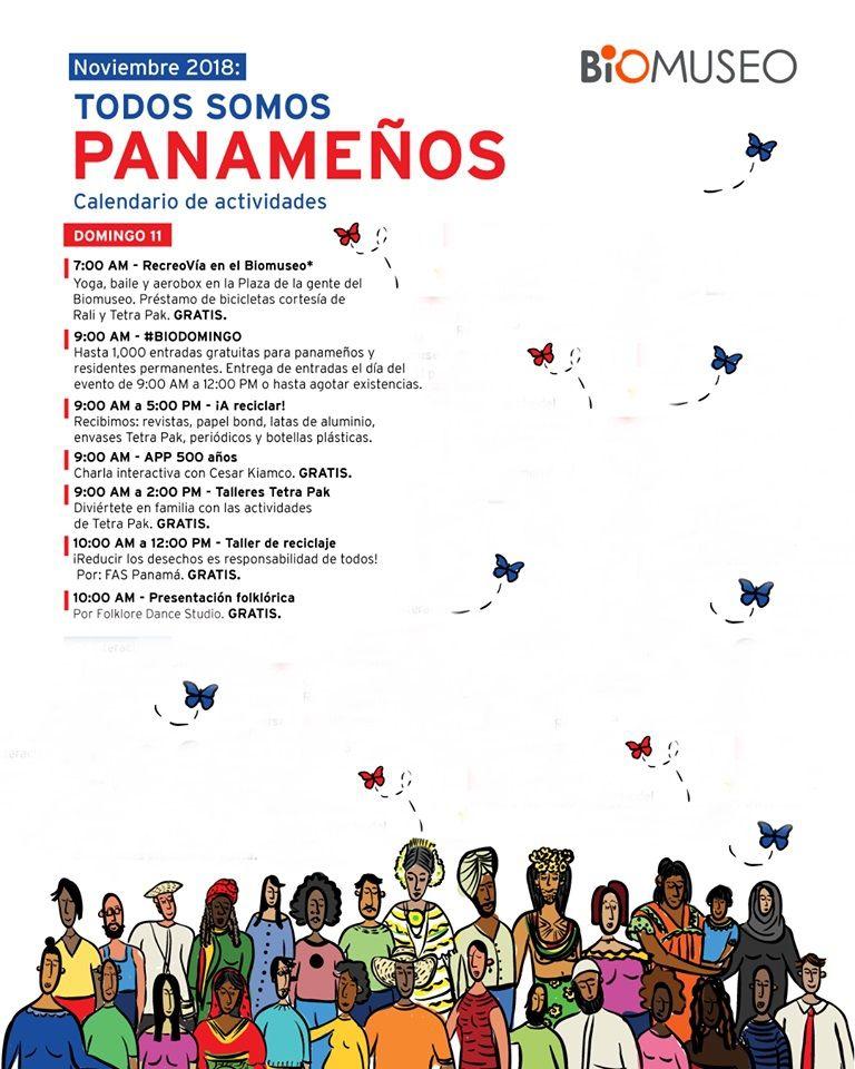 TODOS SOMOS PANAMEÑOS