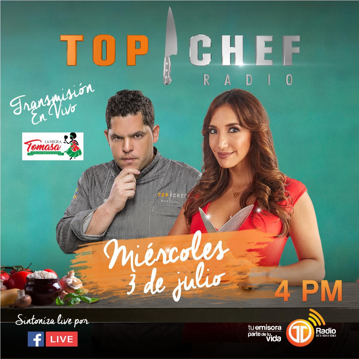 Top Chef Radio