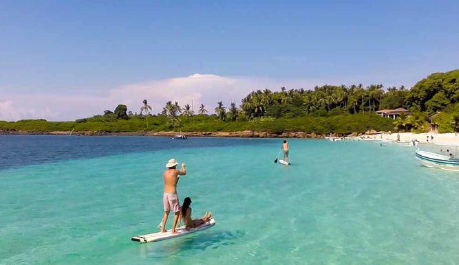 Tour Isla Iguana