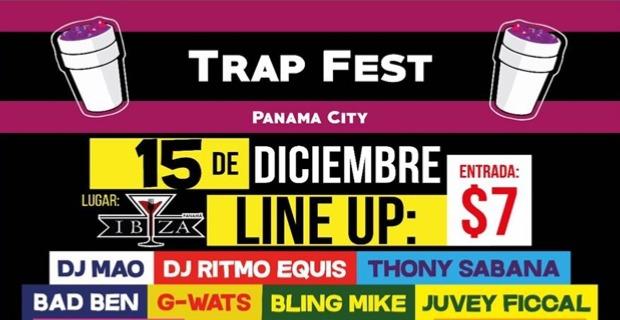 TRAP FEST PANAMÁ 2018