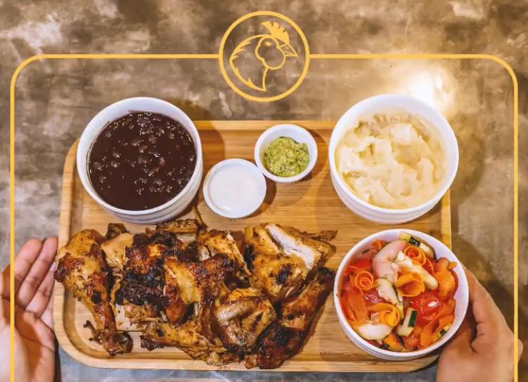 Try Best Grill Chicken in Panama