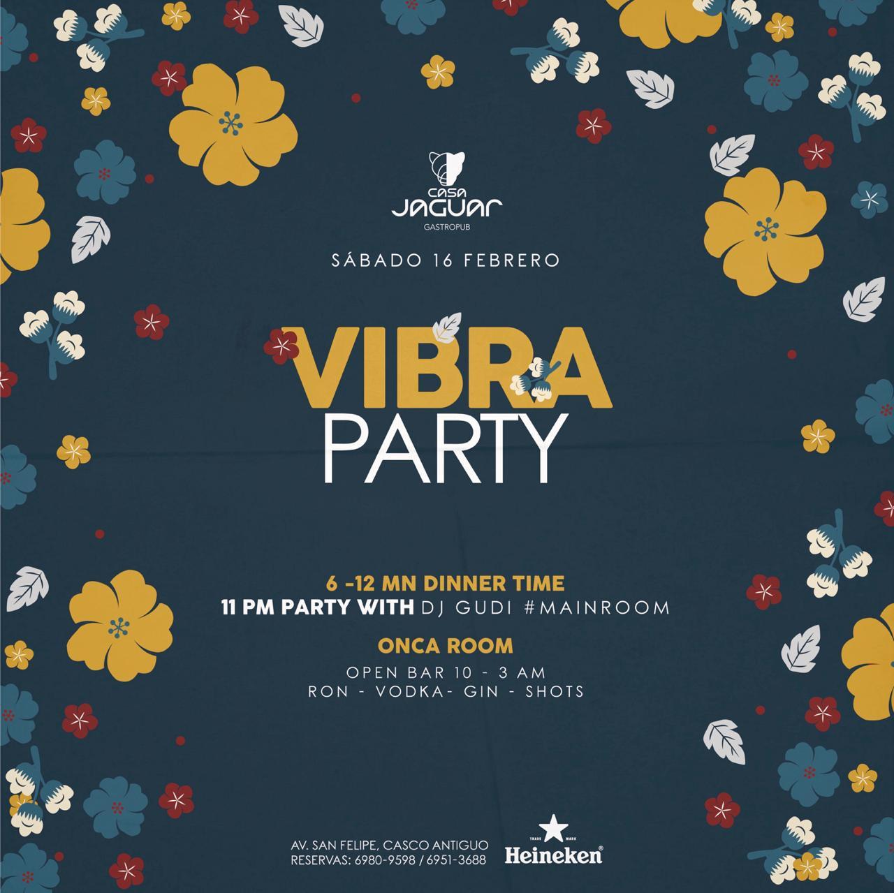 Vibra Party