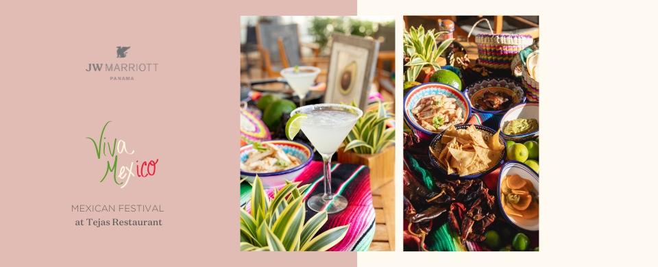 Viva Mexico! - Mexican Festival Buffet