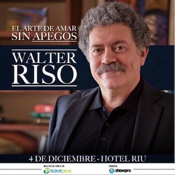 WALTER RISO 2018