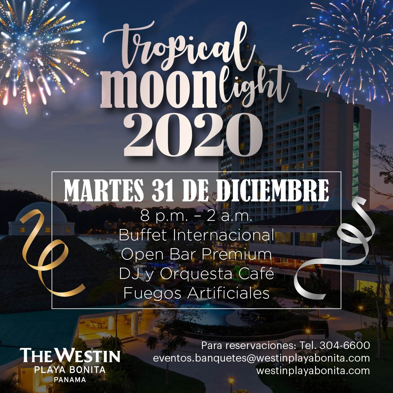 Westin Playa Bonita invites you