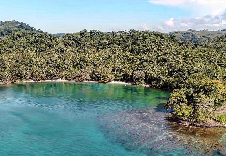 White Island Beach - Playa blanco isla del padre Tour