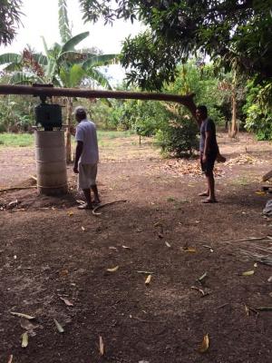 Agrotourism tour