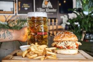 Draft Beer Promotion at La Nave