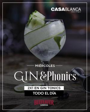 Gin & Phonics