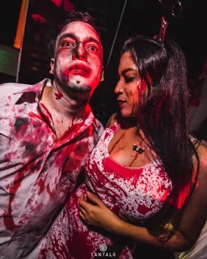 Halloween Party at Tantalo