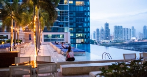 Music by The Pool at Azul: